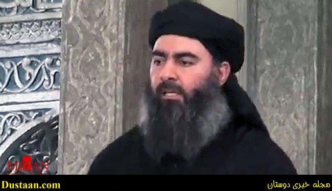 www.dustaan.com رهبر داعش در مرز عراق و سوریه به هلاکت رسید