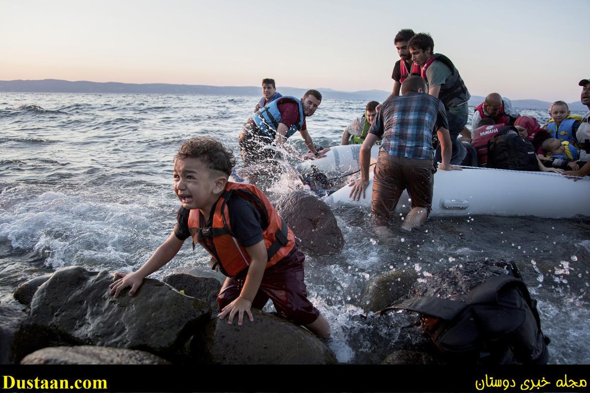 """مهاجران قربانی """"برده داری مدرن"""""""