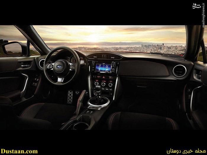 www.dustaan.com تصاویر: رونمایی از یک خودروی زیبای ژاپنی