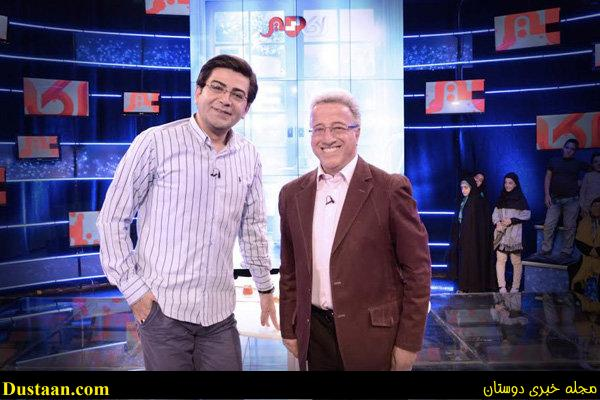 www.dustaan.com عکس: «سردرد» علیرضا خمسه در گفت و گو با فرزاد حسنی!