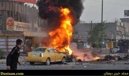 اخباربین الملل ,خبرهای  بین الملل ,انفجار بغداد