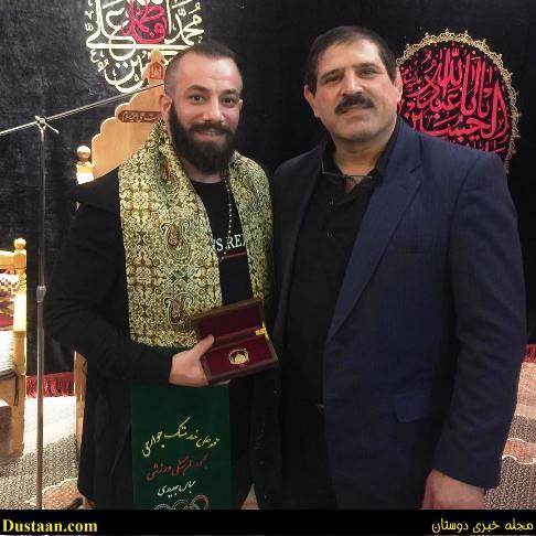 www.dustaan.com چه کسی باعث ازادی امیر تتلو از زندان شد؟ +عکس