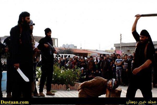 www.dustaan.com داعش ۵۰ نفر از عناصر خود را به دلیل فرار را گردن زدن
