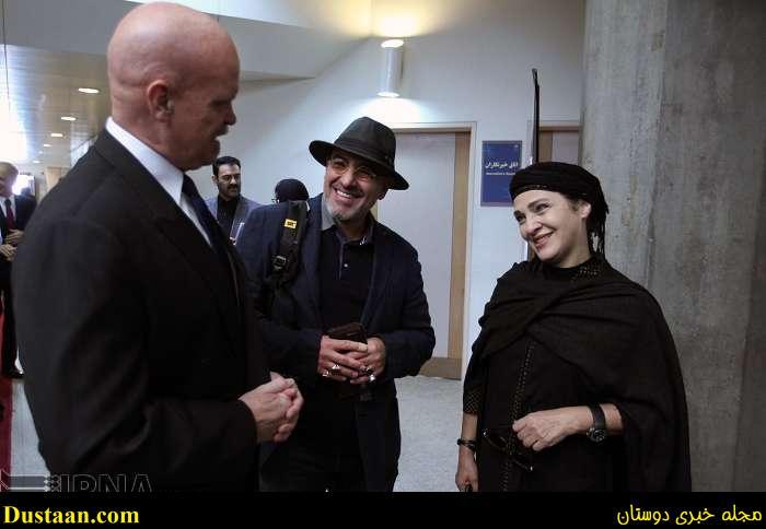 www.dustaan.com عکس: تیپ متفاوت رویا نونهالی در یک مراسم!