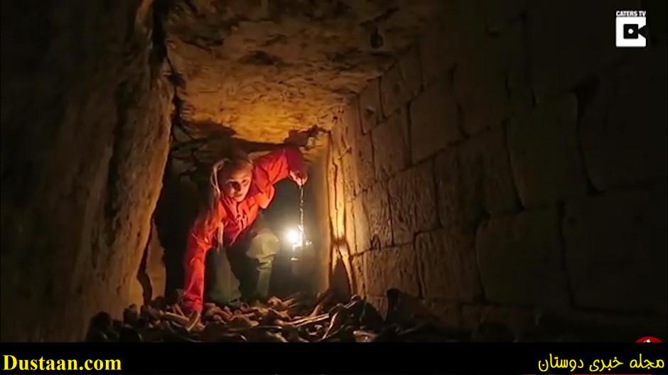 www.dustaan.com تصاویر: این دختر جوان به عنوان شجاع ترین زن جهان انتخاب شده است!