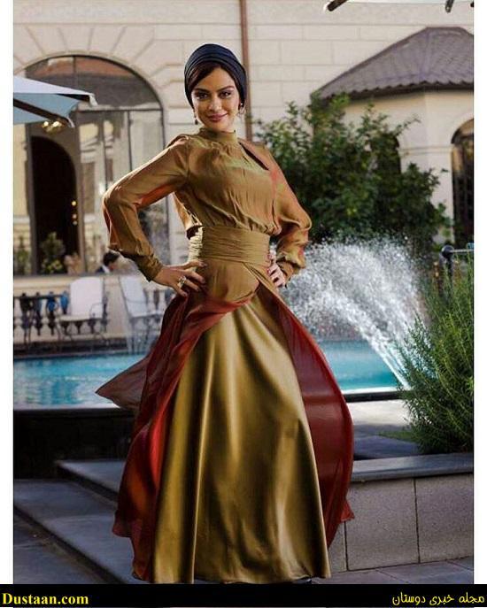 عکس مدلینگ مونا فرجاد در خارج از کشور