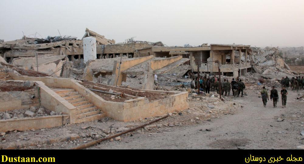 www.dustaan.com شورشیان سوریه ۶ منطقه در شمال سوریه را از داعش پس گرفتند