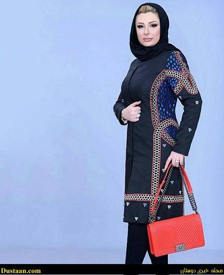 www.dustaan.com مدل های مانتو نیوشا ضیغمی