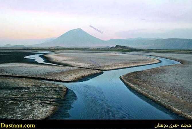 www.dustaan.com به این دریاچه سفر کنید تا جاودانه شوید! +تصاویر