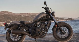 تصاویر : رونمایی از شاهکار جدید هوندا/ موتورسیکلت Rebel