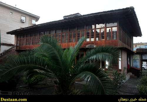 تصاویر: خانه میرزا کوچک خان جنگلی استادسرای رشت