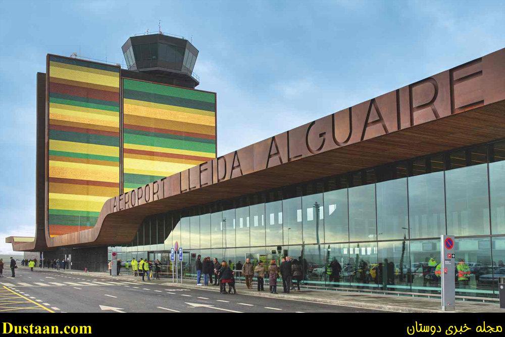 www.dustaan.com تصاویر: زیباترین و منحصر به فردترین فرودگاه های جهان!