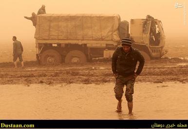 نبرد سنگین در موصل +تصاویر