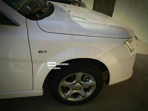 www.dustaan.com تصاویر: رونمایی از دنا ELX توربو جدید