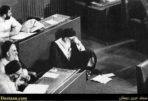 www.dustaan.com چرا آیت الله طالقانی در مجلس خبرگان روی زمین می نشست؟