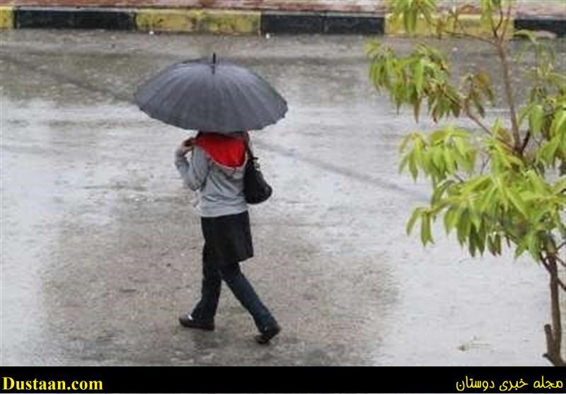 www.dustaan.com دمای هوا تا ۱۰ درجه کاهش پیدا می کند