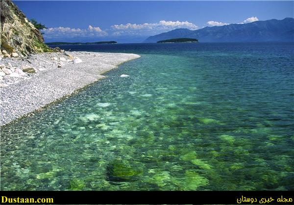 تصاویری زیبا از قدیمی ترین دریاچه ی جهان