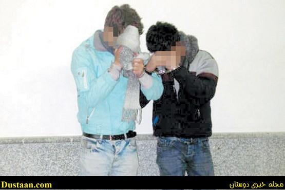 www.dustaan.com دستگیری فرزین گرگی و همدستش  +عکس