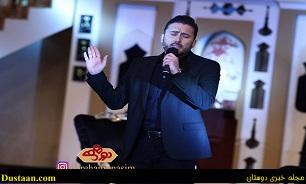فقیهه سلطانی و نیما مسیحا مهمانان امشب «دورهمی» شدند +عکس