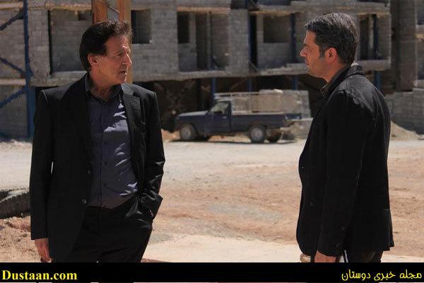 ابوالفضل پورعرب با یک سریال جدید در تلویزیون +عکس