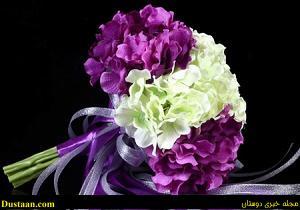 www.dustaan.com خرید دسته گل عروسی چقدر اب می خورد!؟