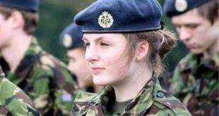 کدام کشور ها جذابترین زنان نظامی جهان را دارند؟! +تصاویر