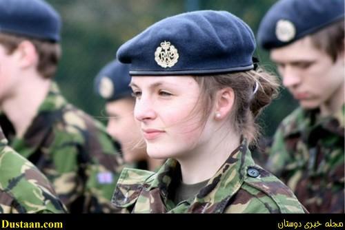 www.dustaan.com کدام کشور ها جذابترین زنان نظامی جهان را دارند؟! +تصاویر