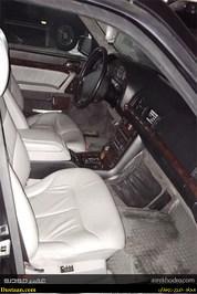 خودروی ضدگلوله پوتین برای فروش گذاشته شد! +تصاویر