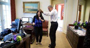 عکس: رقص ایرانی اوباما