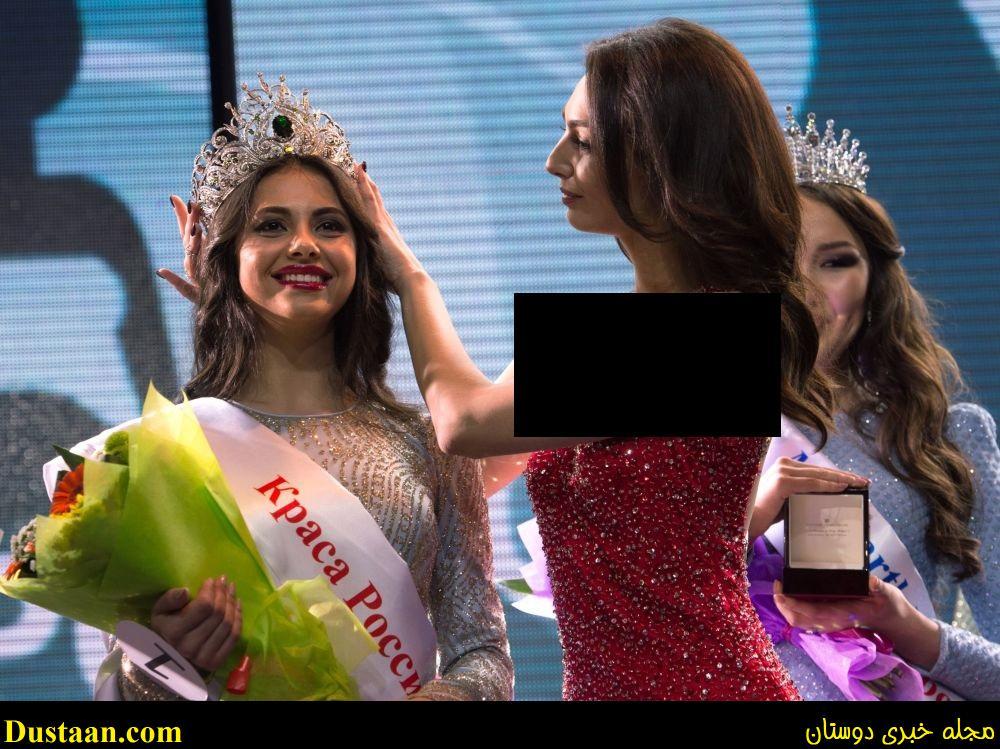 زیباترین دختر روسیه انتخاب شد! +عکس