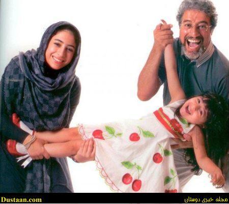 www.dustaan.com تصویری متفاوت از علیرضا خمسه و دخترانش