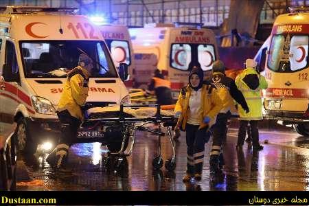 شناسایی عاملان حملۀ تروریستی باشگاه شبانه استانبول