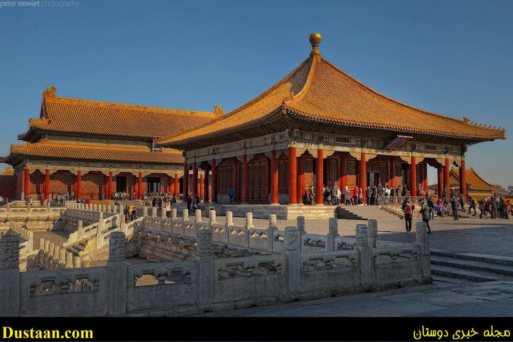 www.dustaan.com به «شهر ممنوعه چین» سفر کنید! + تصاویر
