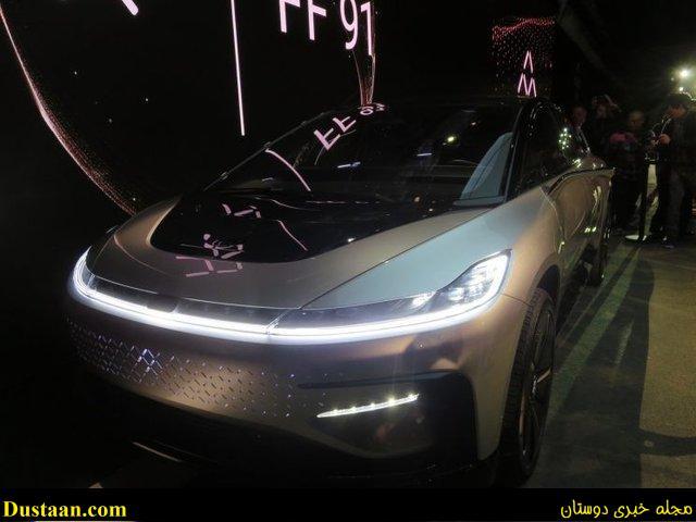 www.dustaan.com عکس: سریع  ترین خودروی الکتریکی جهان را بشناسید!
