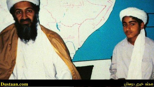 پسر بن لادن در لیست سیاه تروریستی امریکا قرار گرفت + عکس