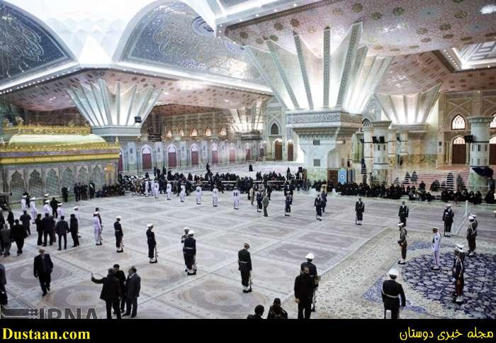عکس: حرم مطهر امام (ره) در انتظار تشییع کنندگان