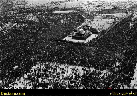 تصاویر: بزرگترین تشییع جنازه تاریخ به روایت کتاب گینس