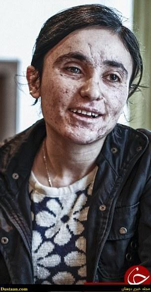 www.dustaan.com روایت تلخ دختر ایزدی از تعرض های بیشرمانه داعش به زنان و کودکان +تصاویر