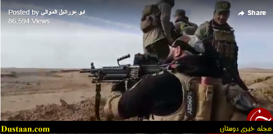 www.dustaan.com تصاویر: رونمایی از سلاح مرگبار ابو عزرائیل