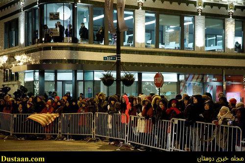 www.dustaan.com اخرین سخنرانی بغض الود اوباما در میان مردم
