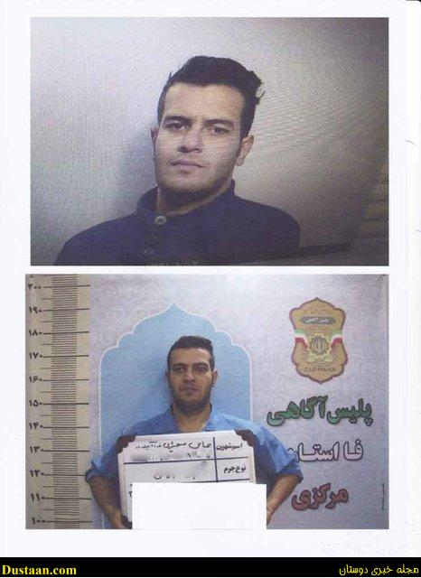 www.dustaan.com تصاویر: این قاتل فراری را شناسایی کنید