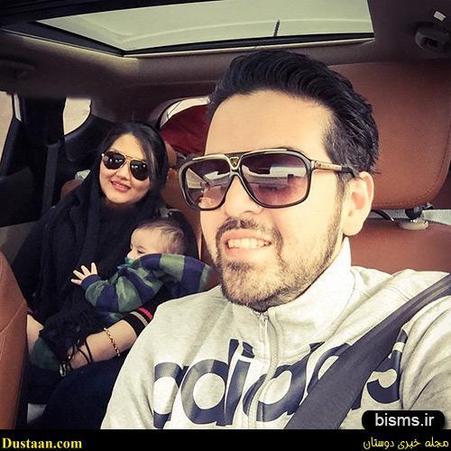 عماد طالب زاده و همسرش + عکس های جدید و بیوگرافی