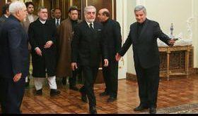تصاویر: دیدار رئیس جمهور کشورمان با عبدالله عبدالله