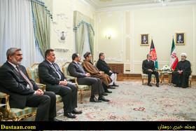 www.dustaan.com تصاویر: دیدار رئیس جمهور کشورمان با عبدالله عبدالله