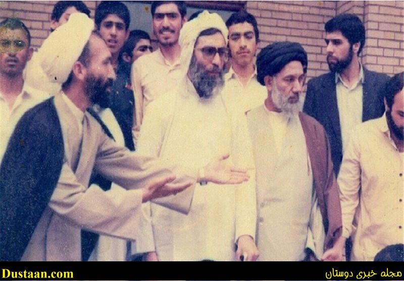 www.dustaan.com دوران جوانی امام خامنه ای به روایت تصویر