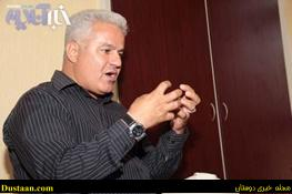 www.dustaan.com هشدار فرشاد پیوس به سروش رفیعی!
