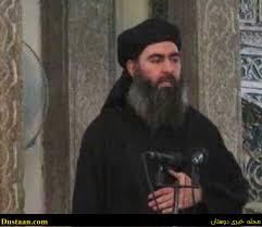 www.dustaan.com خلیفه داعش با جلیقه انتحاری میخوابد