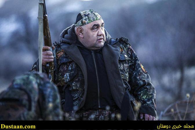 گریم خاص «لوون هفتوان» در فیلم «کوپال»!