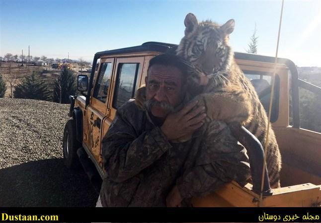 www.dustaan.com عکس: «سمسام خان» به شهر قزوین رسید