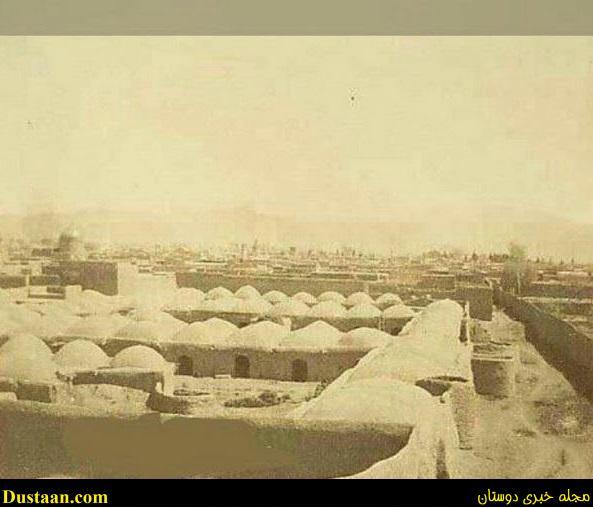 قدیمی ترین تصویر موجود از تهران